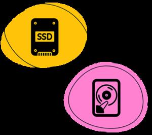 SSDvsHDD