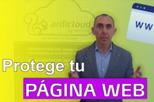 Web: páginas para protegerla