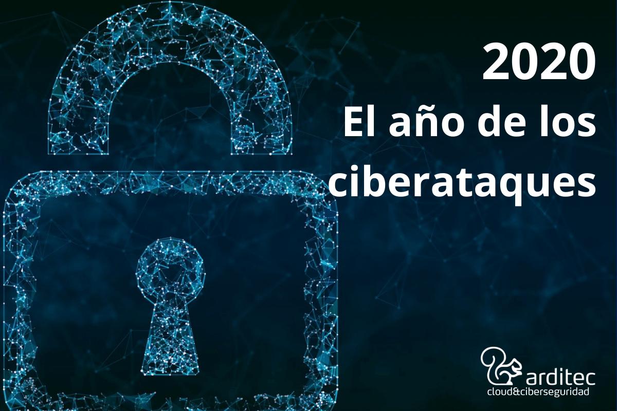 2020, año de los ciberataques