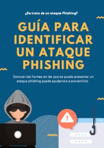 Guía para detectar un ataque Phishing