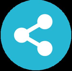 Compartir datos en RRSS